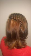 Neutraalinen hiustenvärjäys
