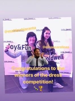 Asukilpailun voittajat!